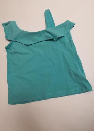 Летняя футболка-майка zara kids на 2-3 года, рост 98 см