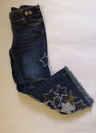 Джинсы jeanswear на 5 лет