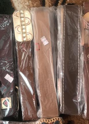 Пояса для платьев , джинс, брюк