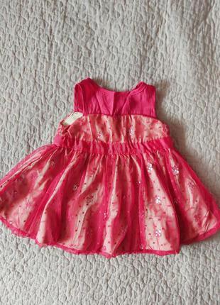 Нарядна сукня для дівчинки