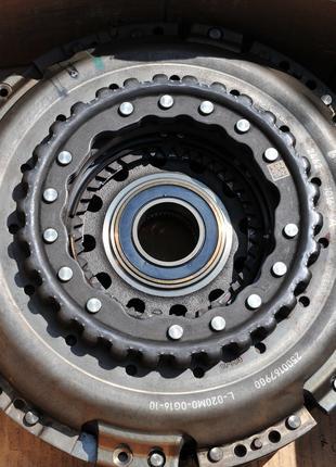 Б/у сцепление для Renault Megane III, Scenic III, Fluenc, Laguna