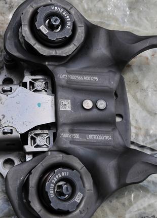 Б/у возвратная вилка сцепления Renault Megane III, Scenic, Fluenc