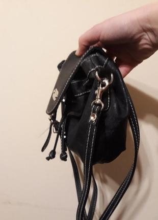 Маленькая сумка-мешок.