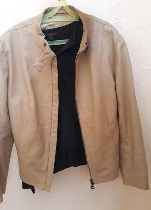 Женская кожаная куртка mauritius