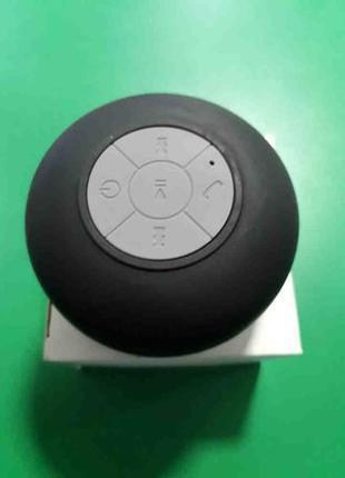 Колонка BTS06 Bluetooth водонепроницаемая с присоской