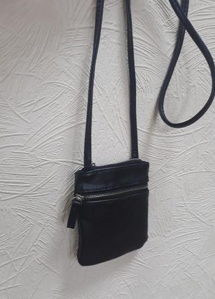 Мини сумка - кошелек don donna