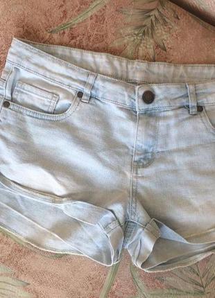 Шорты джинсовые, denim co