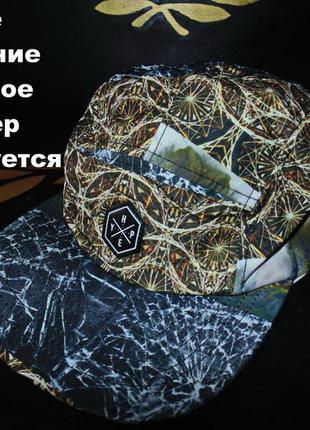Hype 5-панелька кепка