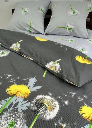 Комплект постельного белья  одуванчики