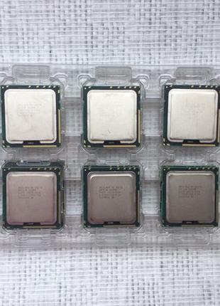 Процессоры Xeon LGA1366 X5670/X5660/X5650/W3530/E5520/E5506 S1366