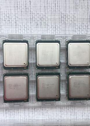 Процессоры Xeon E5 1603/2630/2660/2670/4650/2680 V2/2695