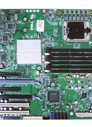 Материнская плата Dell T3500 \ T5500 S1366 x58 (xeon x5670) ГА...