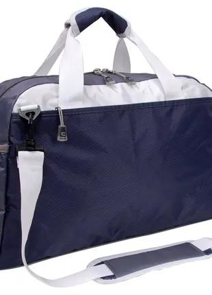 Спортивная сумка 36L Corvet SB1010-72 синяя