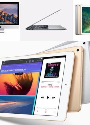 New 2019 2020 Apple iMac MacBook (pro) iPad под заказ