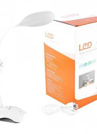Настольная лампа Small Sun ZY-E6 c сенсорной кнопкой