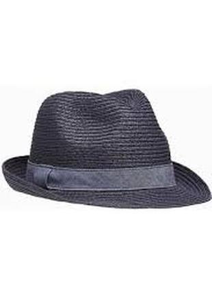 Соломенная шляпа для мальчика old navy сша панама федора детская