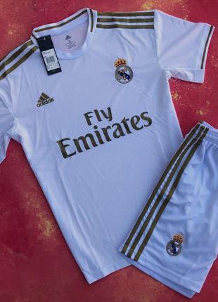 Футбольная форма ФК Реал Мадрид (Real Madrid)