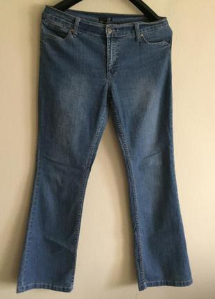 Стретчевые  джинсы  40 р. zab /31-32 размер/