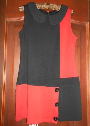 # стильное платье из вискозы#туника #