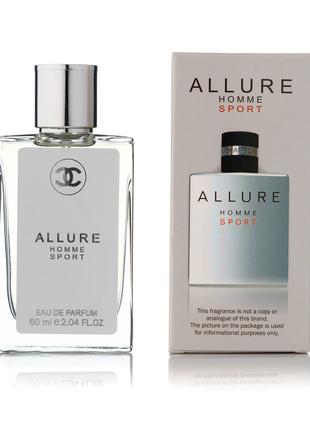 Мужской парфюм Allure homme Sport - 60 мл