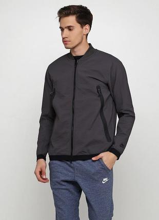 Куртка ветровка бомбер nike nsw tech jordan (s по xl) оригинал...