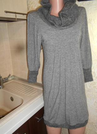 #теплое платье #miss miss by valentina#туника #длинный свитер ...