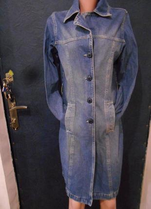 #джинсовое платье #плащ # ветровка#