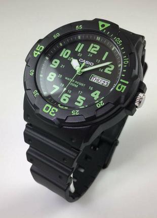 Черные часы casio mrw200h-3bv оригинал.