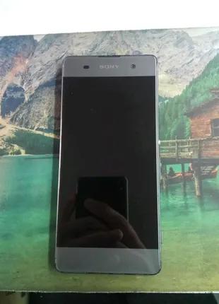Sony XA F3112 поплыл экран