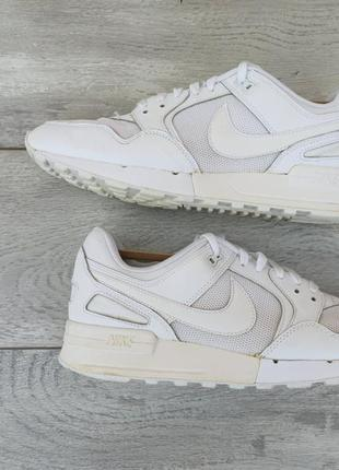 Nike air max белые кроссовки мужские оригинал весна