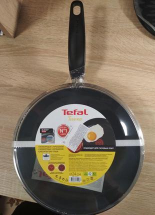 Сковорода Tefal Tempo 24см с крышкой