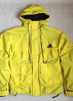 Чоловіча куртка adidas vintage мужская куртка оригинал