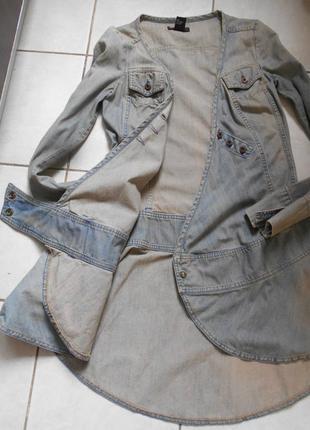 #diesel#made in italy#брендовое джинсовое платье с запахом #ор...