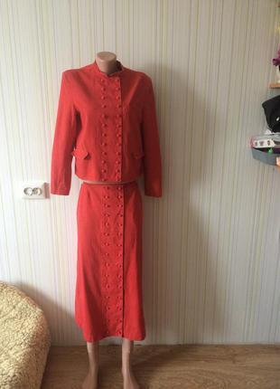#экслюзивный костюм#джинсовый костюм#pink house#