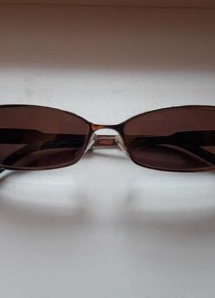Стильные очки с камнями