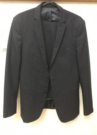 Мужской костюм zara man