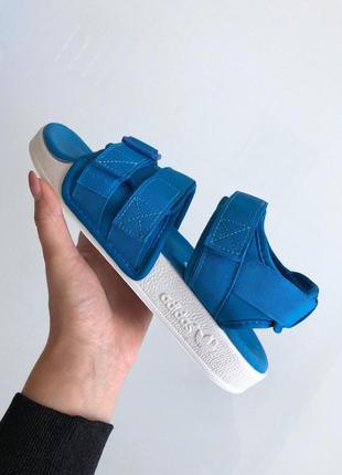 Крутые женские босоножки/ сандали adidas adilette sandal унисекс