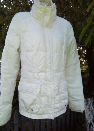 Куртка женская пуховая Италия