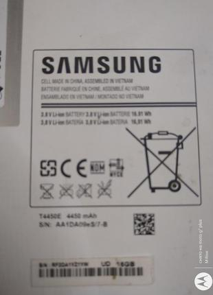 Аккумулятор для планшета Samsung T310 Galaxy Tab 3 8.0 / T4450E