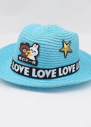 Шляпа летняя для мальчика. Кепка. Бейсболка