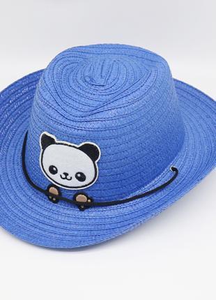 Шляпа ковбойка летняя для мальчика. Кепка. Бейсболка