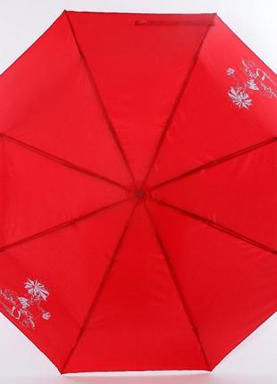 Зонт женский artrain   полуавтомат, 3 сложения