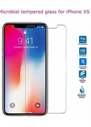 Закалённое защитное стекло для Iphone 5 айфон 5
