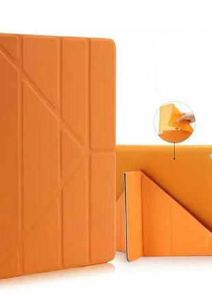 Чехол smart case для ipad air 2 айпад аир 2 оранжевый