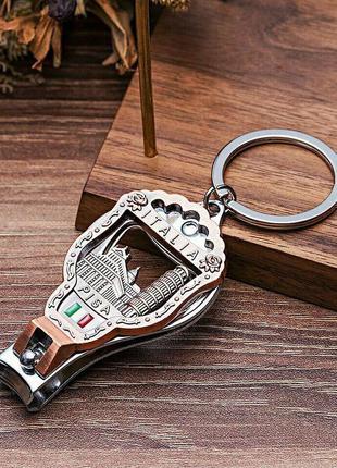 Брелок для ключей итальянская пиза пизанская башня подарочный ...