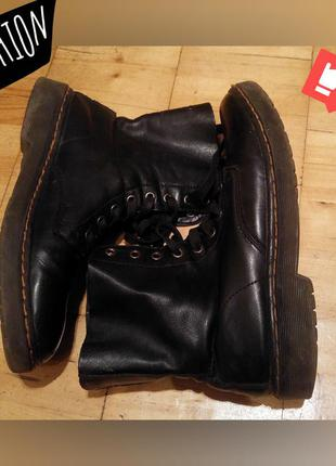 Sale! ботинки типа мартинсов
