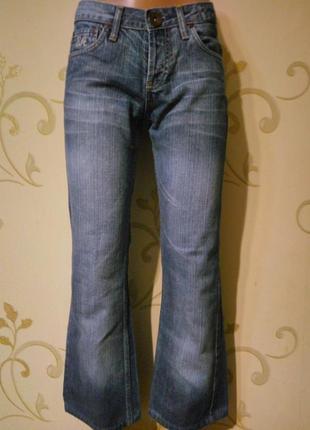 Armani jeans оригинал . джинсы на пуговицах брюки штаны .