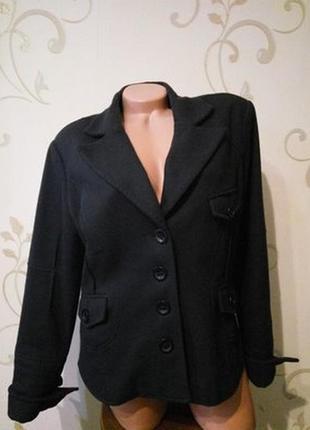 Object collectors item. очень крутой теплый пиджак куртка . ше...