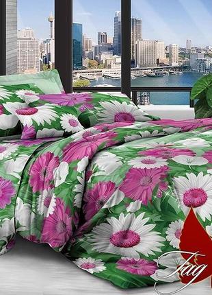 Двуспальный комплект постельного белья, ткань: polycotton