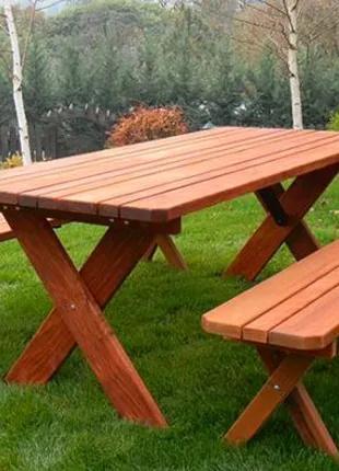 Продам садовий стол